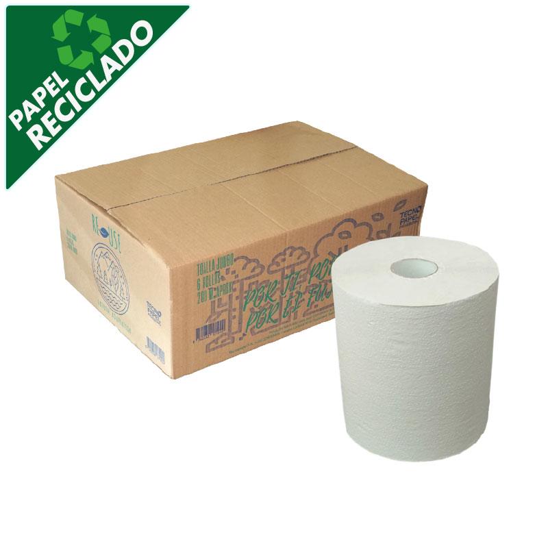 Toalla Re-Use caja 200 m x6