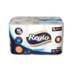 Papel Higiénico Premium Regio                                    Triple Hoja con Aroma